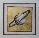 Saturn Study (Gold)